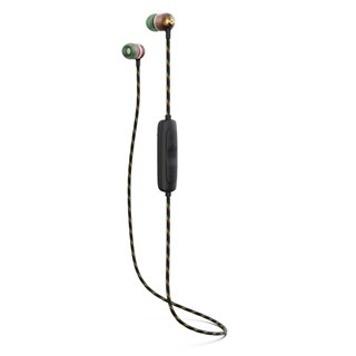 House Of Marley Smile Jamaica BT 2 Rasta Bluetooth Earphones