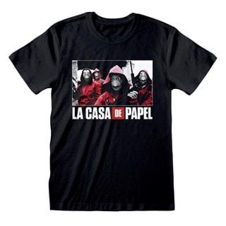 Money Heist: La Casa De Papel Photo And Logo