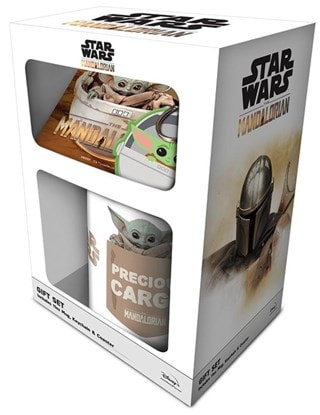 The Mandalorian: Precious Cargo Star Wars Mug Gift Set