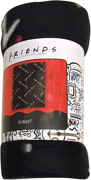 Friends Fleece Blanket