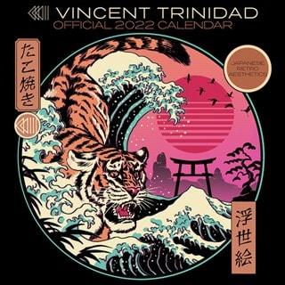 Vincent Trinidad: Square 2022 Calendar