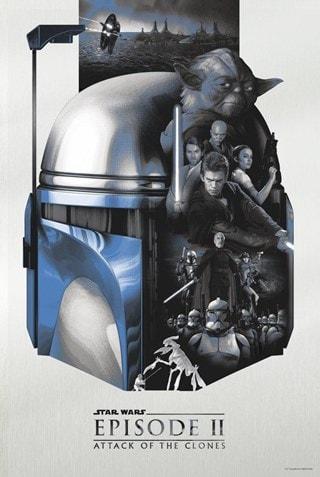 The Second Devin Schoeffler Star Wars Art Print