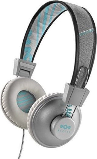 Positive Vibration Mist Headphones W/Mic