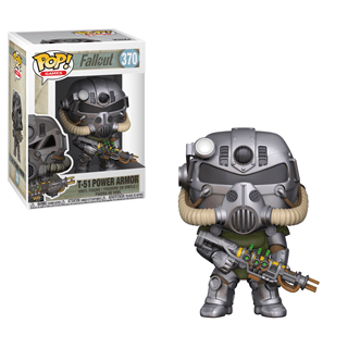 T-51 Power Armor (370) Fallout Pop Vinyl