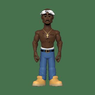 Tupac: Funko Vinyl Gold 5''