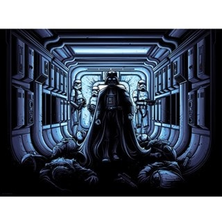 Darth Vader: Against The Odds: Star Wars Limited Edition Art Print