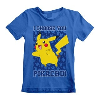 Pokemon: I Choose You! (Kids Tee)