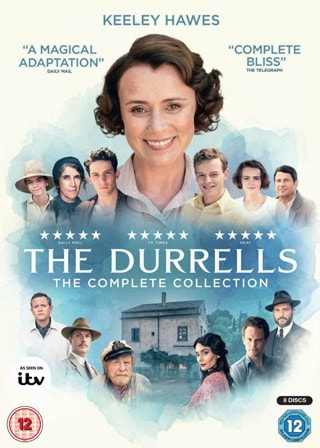 The Durrells: The Complete Collection