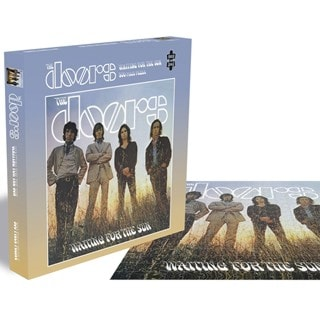 The Doors - Waiting For The Sun: 500 Piece Jigsaw Puzzle