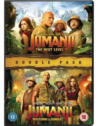 Jumanji: Welcome to the Jungle/Jumanji: The Next Level