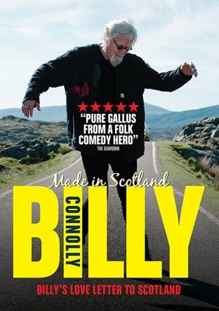 Billy Connolly: Made in Scotland