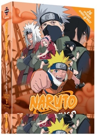 Naruto Unleashed: The Complete Series 3