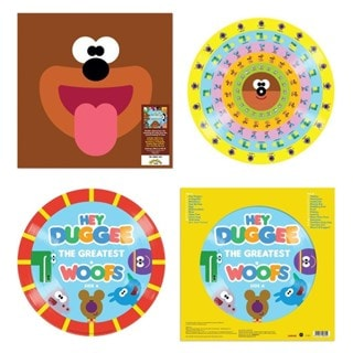 Hey Duggee: The Greatest Woofs