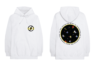BT21 Space World Hoodie