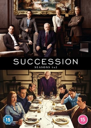 Succession: Seasons 1 & 2