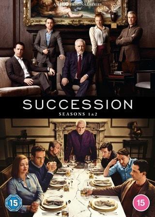 Succession: Seasons 1 & 2