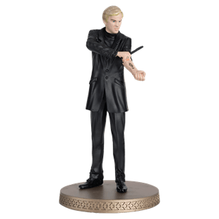 Older Draco Malfoy: Harry Potter Figurine: Hero Collector