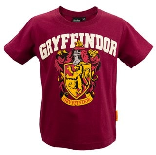 Harry Potter: Gryffindor (Kids Tee)