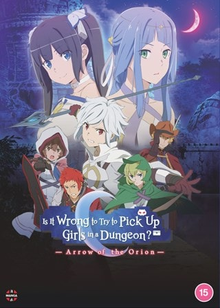 Is It Wrong to Try to Pick Up Girls in a Dungeon?: Arrow of The..