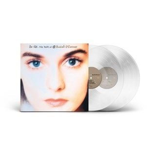 So Far... The Best of Sinead of O'Connor (Clear Vinyl) [NAD 2021]