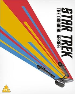 Star Trek The Original Series: Complete Limited Edition Steelbook