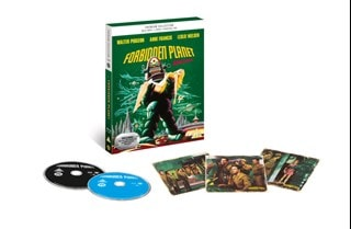 Forbidden Planet (hmv Exclusive) - The Premium Collection