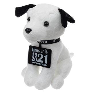 HMV 100th Anniversary Nipper Dog Soft Toy