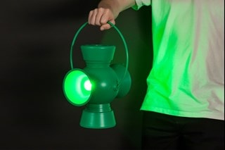 Green Lantern Lamp (online only)
