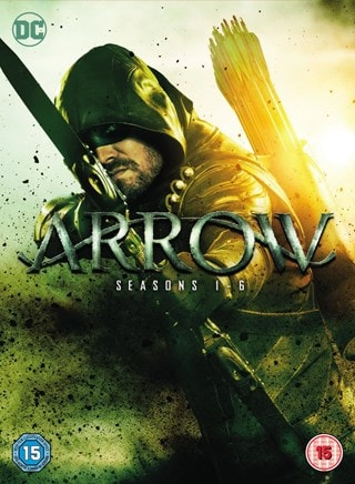 Arrow: Seasons 1-6