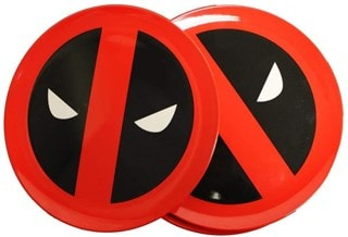 Deadpool: Set Of 4 Melamine Plates