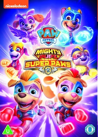 Paw Patrol: Mighty Pups - Super Paws