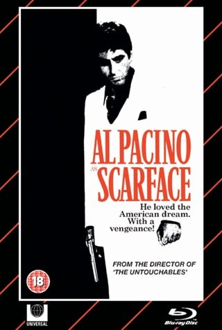 Scarface - VHS Range (hmv Exclusive)