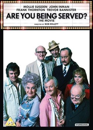 Are You Being Served?: The Movie - British Classics (hmv...