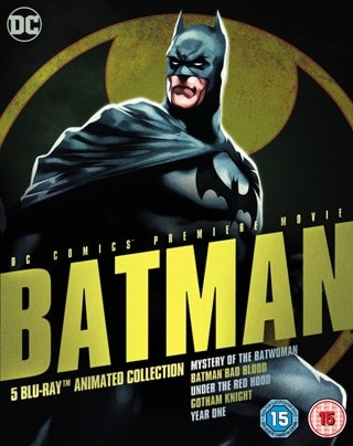 Batman: Animated Collection