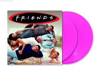 Friends - Limited Edition Pink Vinyl (NAD20)