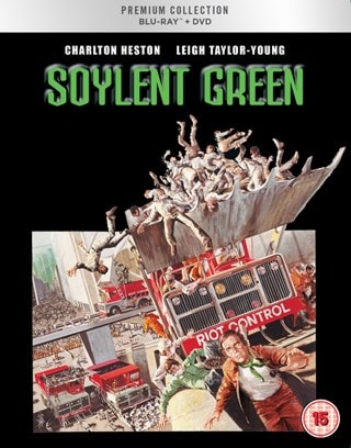 Soylent Green (hmv Exclusive) - The Premium Collection