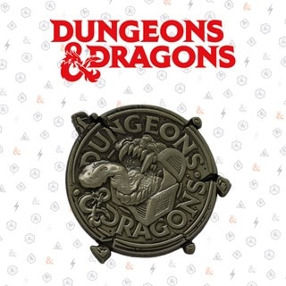 Limited Edition Premium Pin Badge: Dungeons & Dragons Pin