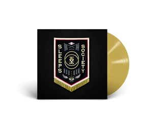 SLEEPS SOCIETY - Limited Edition Gold Vinyl