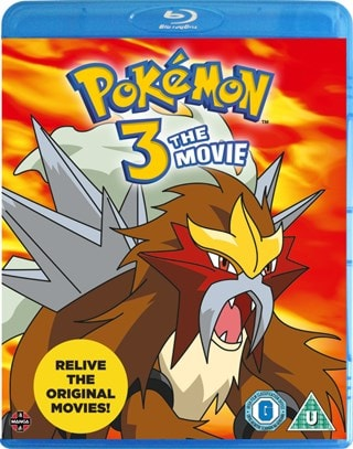 Pokemon - The Movie: 3 - Spell of the Unown