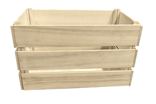Cherrybomb Mastercrate Wooden LP Storage Crate