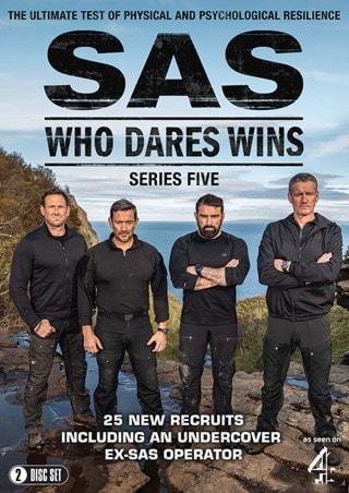 SAS: Who Dares Wins: Series Five