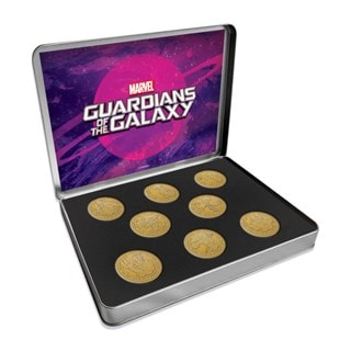Guardians of the Galaxy: Antique Gold Collection Coin