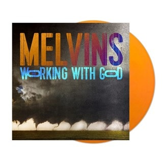 Working With God - Orange Vinyl [LRS 2021]