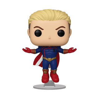 Homelander Levitating: The Boys Pop Vinyl