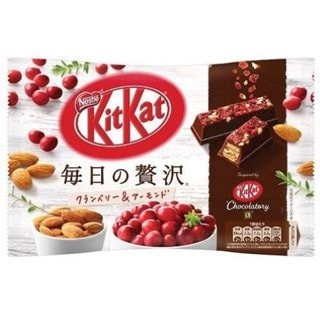 Kit Kat Cranberry & Almond: Mini Share Pack of 12