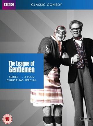 The League of Gentlemen: Series 1-3 (hmv Exclusive)