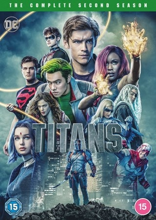 Titans: The Complete Second Season