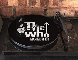 The Who Maximum R&B Vinyl Slipmat