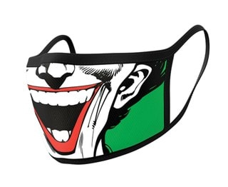 Joker Face Covering (2 pack)