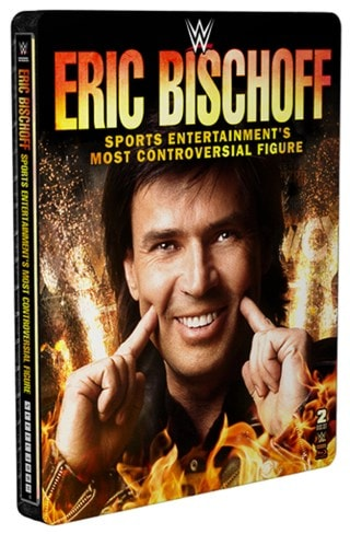 WWE: Eric Bischoff - Sports Entertainment's Most Controversial...